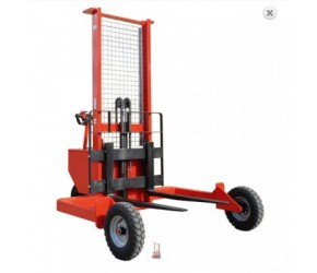 TPVVE 12.16 Terénní paletový vysokozdvižný vozík elektrický
