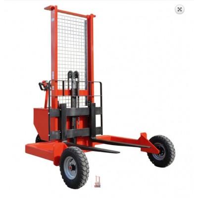 Terénní paletový vysokozdvižný vozík elektrický RTS 12.16