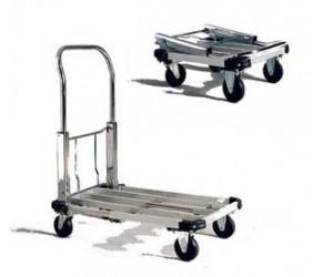 Skládací plošinový vozík AP150, 150 kg