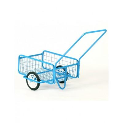 Dvoukolový plošinový vozík Populár, 50 kg