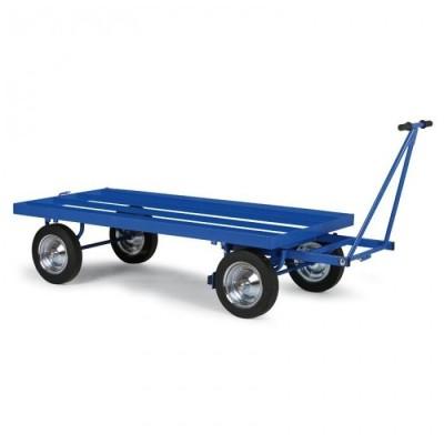 Plošinový vozík s ojí PKB, 1,5t