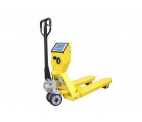 Paletový vozík s váhou LM02, 2t,
