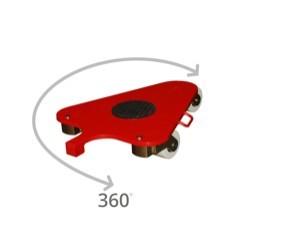 Podvozek RXN6LS řiditelný 6 t