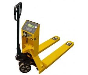 KPZ 71-7S Paletový vozík s váhou, 0,6 t, dilek 200g