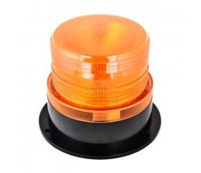 LED světlo oranžové - maják