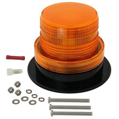 L10347M LED světlo oranžové - maják