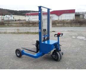 TPVVE 12.25 Terénní paletový vysokozdvižný vozík elektrický