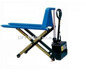 Nůžkový paletový vozík elektrický JE5210 , 1t,