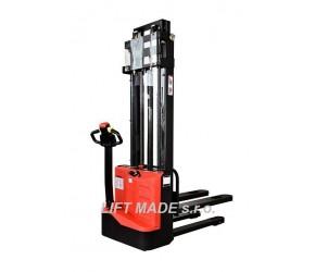LES12-12ES33 Vysokozdvižný vozík elektrický, 1,2 t