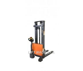 LES10-E FULL Elektric Vysokozdvižný vozík elektrický 3m, 1t