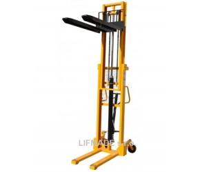 Vysokozdvižný vozík ruční LSFM1030, 1,0t, zdvih 3,0m