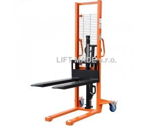 LMSEM0516 Paletový vozík vysokozdvih ruční