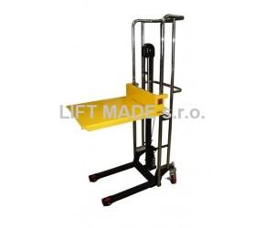 LPMS0412 Paletový vozík vysokozdvih ruční