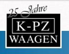 KPZ-Waagen